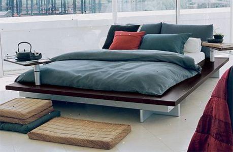 king size seng Hvordan lage en california king size seng spredning – E2R king size seng