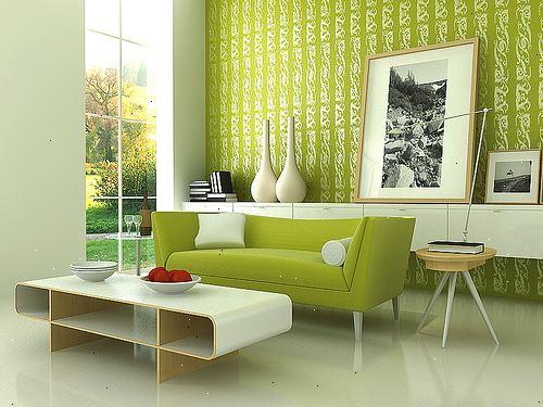 Stilig stue: lage en stor stue føler koselig