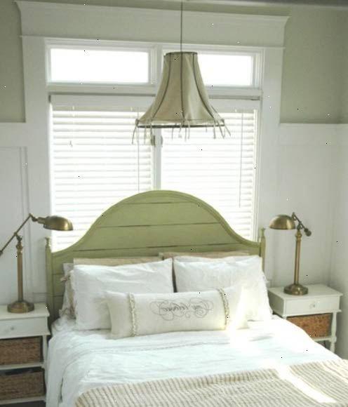 Hvordan du kan dekorere et soverom med eik møbler