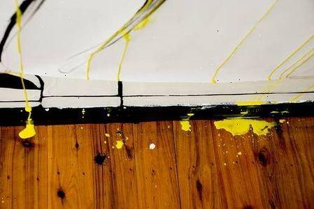 Fjerne maling fra teak